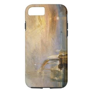 Coque iPhone 8/7 Le Temeraire de combat, 1839