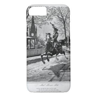 Coque iPhone 8/7 Le tour de Paul Revere. image 1775_War