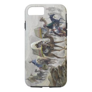 Coque iPhone 8/7 Le train de chameau, de 'Constantinople et du Blac