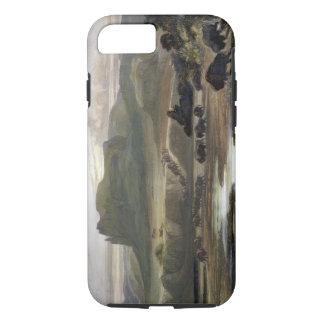 Coque iPhone 8/7 Le troupeau de bison sur le Missouri supérieur,