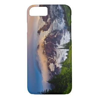 Coque iPhone 8/7 Les Etats-Unis, Washington, le mont Rainier. Le