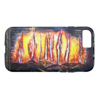 Coque iPhone 8/7 Les feux de fureur