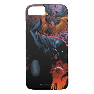 Coque iPhone 8/7 Les nouveaux 52 - Batman et Robin #1