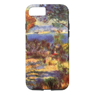 Coque iPhone 8/7 L'Estaque par Pierre Renoir, impressionisme
