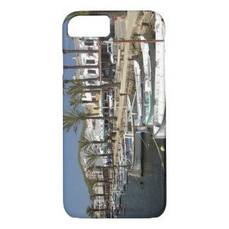 Coque iPhone 8/7 L'Europe, Espagne, Minorca (aka Menorca). Pêche