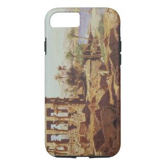 Coque iPhone 8/7 L'île de Philae, 1866 (la semaine)