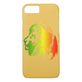 COQUE iPhone 8/7 LION DE RASTA