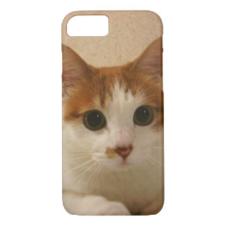 Coque iPhone 8/7 L'iPhone animal drôle mignon 7 de chat enferment