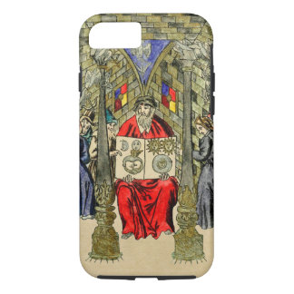 Coque iPhone 8/7 Livre de l'alchimie et des arts hermétiques