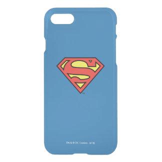 Coque iPhone 8/7 Logo du S-Bouclier   Superman de Superman