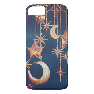 Coque iPhone 8/7 Lune et étoiles