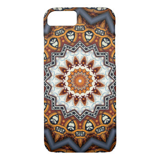 Coque iPhone 8/7 Mandala de kaléidoscope au Portugal : Motif 224,11