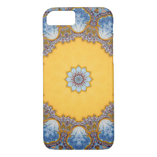Coque iPhone 8/7 Mandala de kaléidoscope au Portugal : Motif 224,4