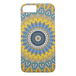 Coque iPhone 8/7 Mandala de kaléidoscope au Portugal : Motif 224,8