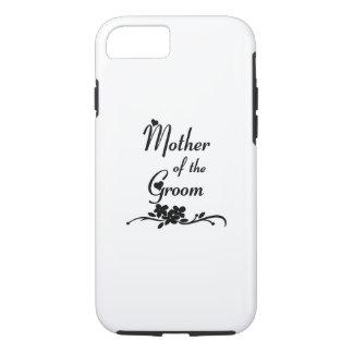 Coque iPhone 8/7 Mère de mariages du marié
