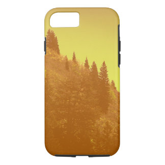 Coque iPhone 8/7 Montagnes à minuit