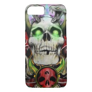 Coque iPhone 8/7 Moteur de crâne