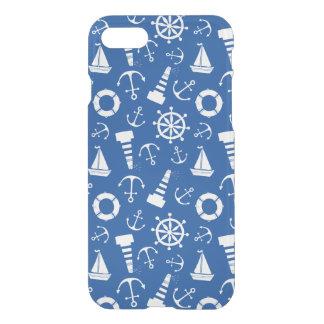 Coque iPhone 8/7 Motif bleu de mer