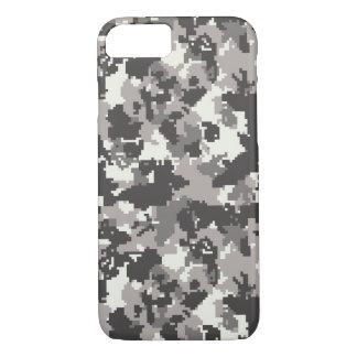 Coque iPhone 8/7 Motif de camouflage de Digitals
