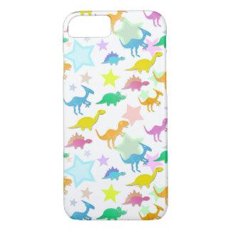 Coque iPhone 8/7 Motif de dinosaures