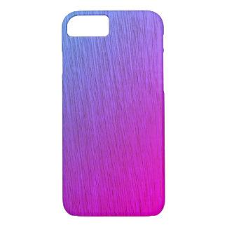 Coque iPhone 8/7 Motif en bois de grain de Miami