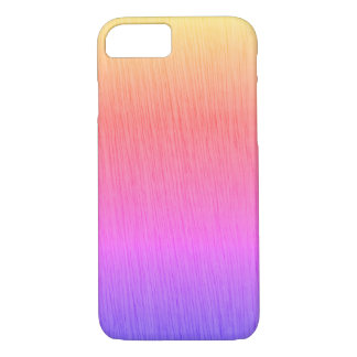 Coque iPhone 8/7 Motif en bois de grain d'Ipanema