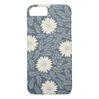 Coque iPhone 8/7 Motif floral de marguerite de ressort