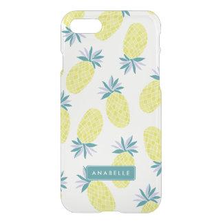 Coque iPhone 8/7 Motif frais d'ananas