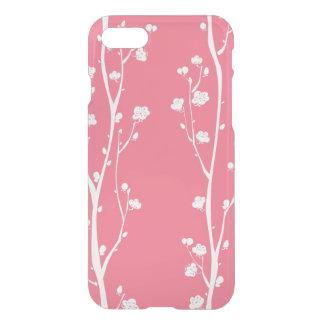 Coque iPhone 8/7 Motif oriental de fleur de prune