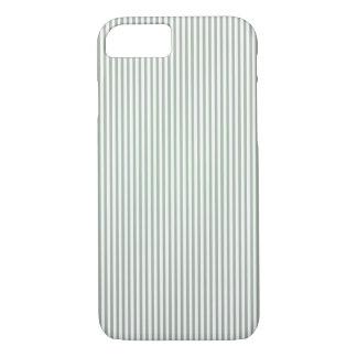 Coque iPhone 8/7 Motif rayé bleu élégant