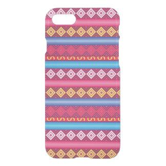 Coque iPhone 8/7 Motif rose moderne de Péruviens