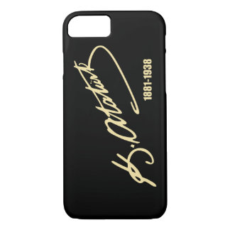 Coque iPhone 8/7 Mustafa Kemal Ataturk