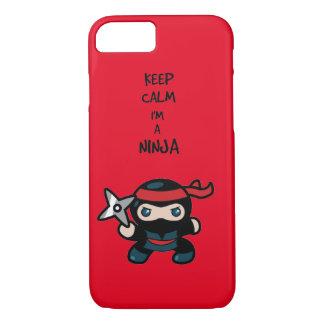 Coque iPhone 8/7 Ninja