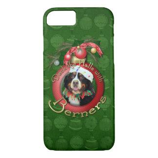 Coque iPhone 8/7 Noël - plate-forme les halls - Berners