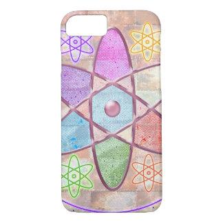 Coque iPhone 8/7 NOYAU - ajouter la beauté à la Science