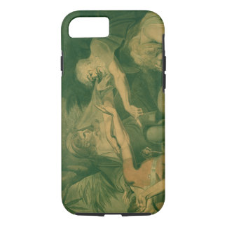 """Coque iPhone 8/7 Oedipe maudissant son fils Polynices - """"vont"""