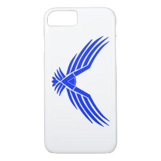 Coque iPhone 8/7 Oiseau bleu