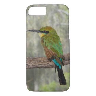 Coque iPhone 8/7 Oiseau d'abeille-mangeur d'arc-en-ciel, Australie