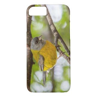 Coque iPhone 8/7 Oiseau jaune