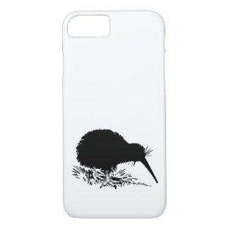 Coque iPhone 8/7 Oiseaux de kiwi