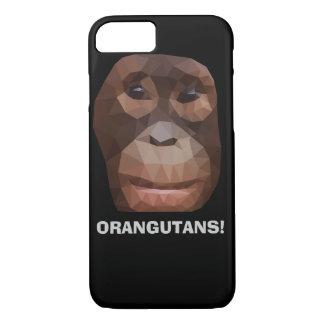 Coque iPhone 8/7 Orangs-outans