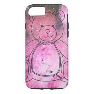 Coque iPhone 8/7 Ours de galaxie : Ancre