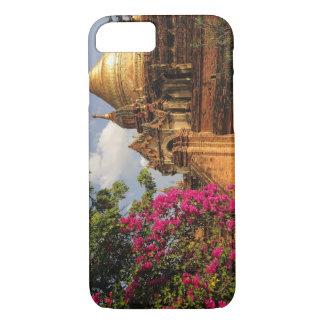 Coque iPhone 8/7 Pagoda de Dhamma Yazaka chez Bagan (païen),