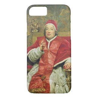 Coque iPhone 8/7 Pape Clement XIII (1693-1769) (huile sur la toile)