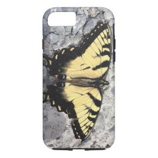 Coque iPhone 8/7 Papillon vivant dessus