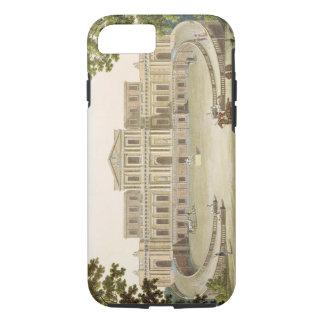 Coque iPhone 8/7 Pavillon de Haarlem, 'des monuments de DES de
