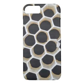 Coque iPhone 8/7 Peigne de cire d'abeilles