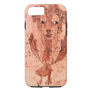 Coque iPhone 8/7 Peinture de Paul Klee - nouvel ange (Angelus