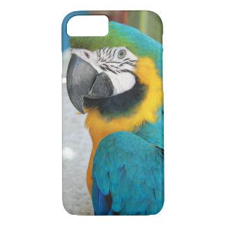 Coque iPhone 8/7 perroquet