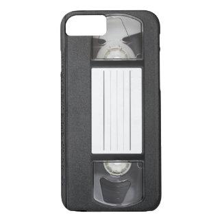 Coque iPhone 8/7 Personnaliser vintage de bande de VHS votre propre